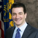 Scott Gottlieb, MD., Commissioner of the US Food and Drug Administration